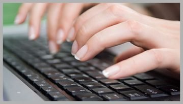 Reliable and established copy typing service for creating reports, manuscripts, memoirs and correspondence.